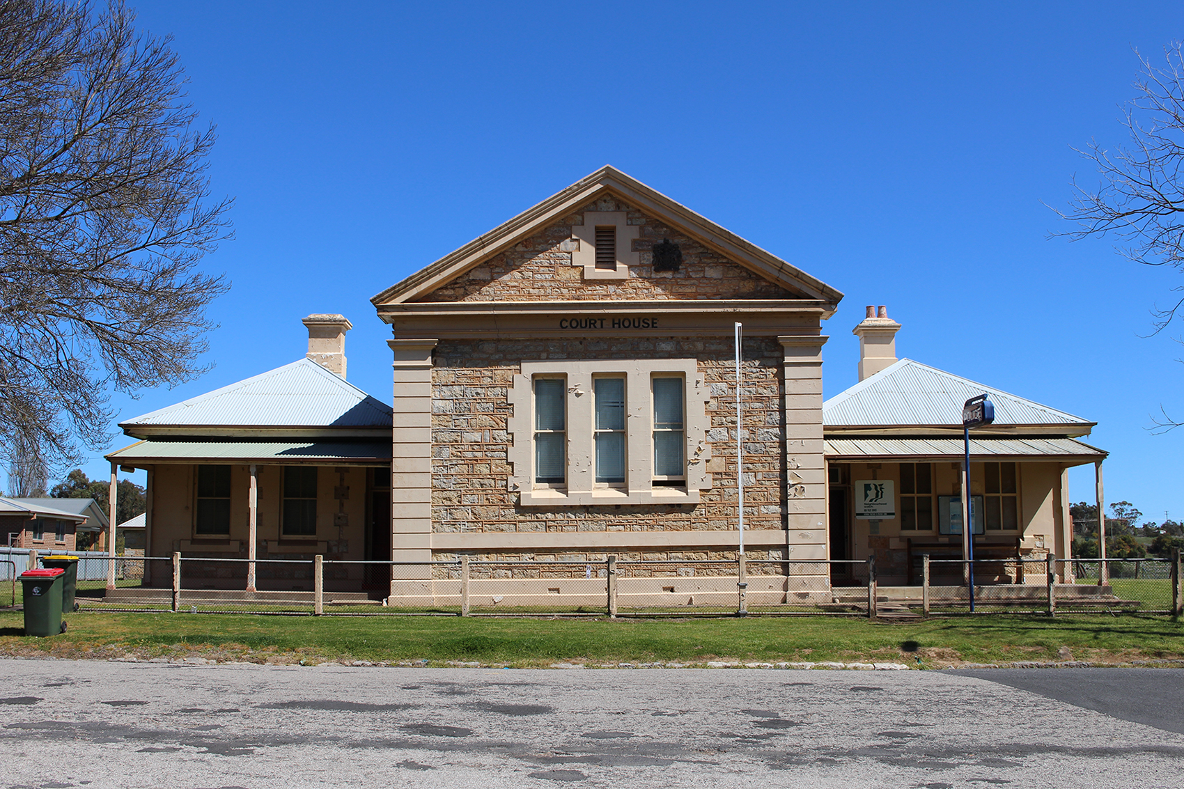 Molong Police Station | Pathfinders NSW